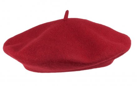 Baskenmütze - Wool Fashion Beret (braun)