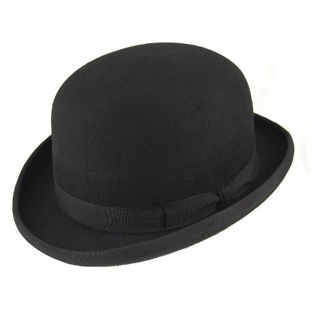Hüte - English Bowler Hat (schwarz)