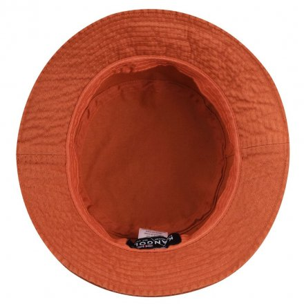 Hüte - Kangol Washed Bucket (rost)