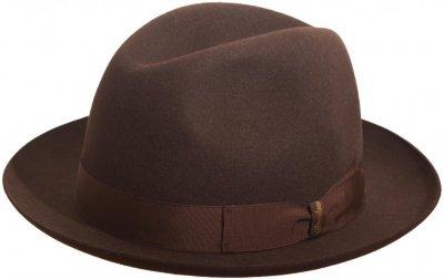 Hüte - Borsalino Marengo Medium Brim Fedora (braun) - Herrenhüte ... f1317a08aa81