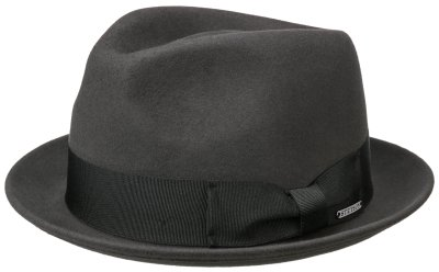 Hüte - Stetson Colby Wool/Cashmere (grau)