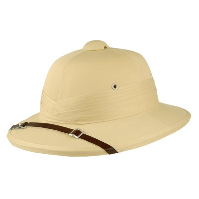 Hüte - Indian Pith Helmet (khaki)
