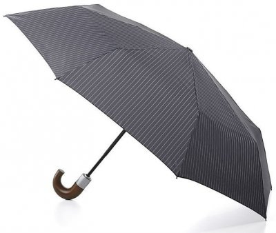 Regenschirm - Fulton Chelsea (City Stripe Grey)