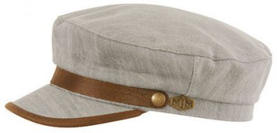 Fiddler cap - MJM Marines Cotton (grau)