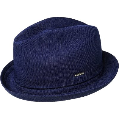 Hüte - Kangol Tropic Player (marineblau)
