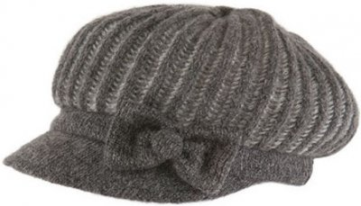 Caps - MJM Puglia Wool Mix (grau)