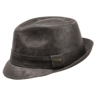 Hüte - Stetson Radcliff Leather (braun)