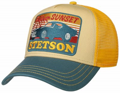 Caps - Stetson Trucker Cap Sunset