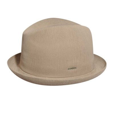 Hüte - Kangol Tropic Player (beige)