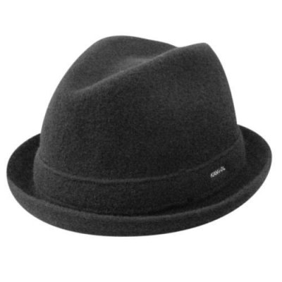 Hüte - Kangol Wool Player (schwarz)